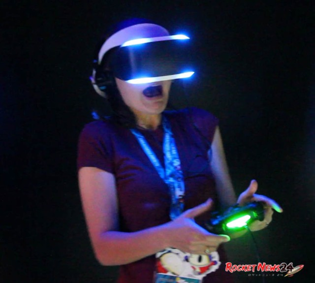 Playing 'The Deep' on Sony's Project Morpheus was terrifying【RN24@E3】
