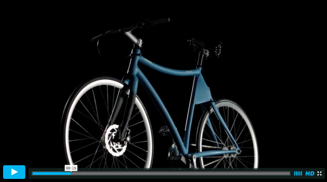 Samsung's new Smart Bike features lane-marking laser pointers, a rear camera and more