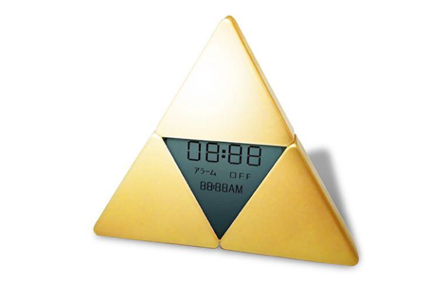 Time to fight! Japan-only Hyrule Warriors special editions come with awesome Triforce clock