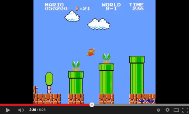 Behold: The world's fastest Super Mario Bros. speed run
