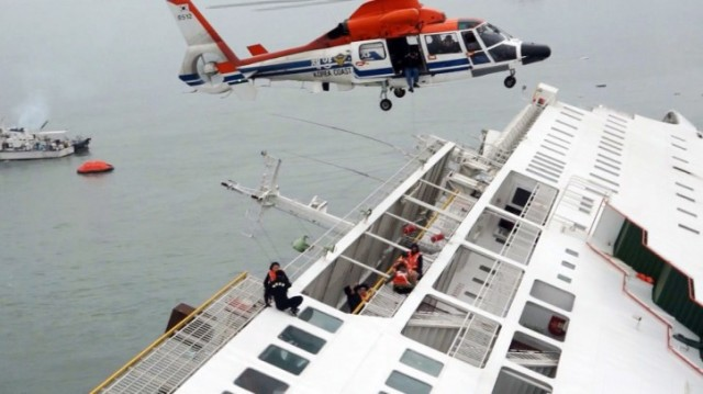 South Korean government blamed for incompetent response to Sewol ferry disaster