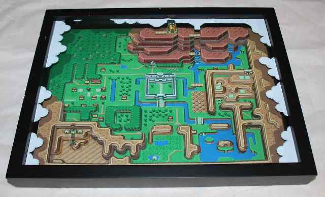Luxembourg-based hobbyist's video game dioramas are epic, wonderfully nerdy, and not for sale
