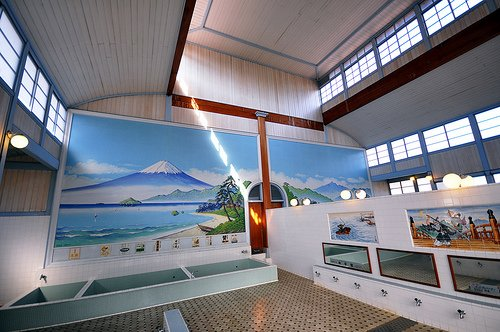 New app will find you a bath on-the-go in Tokyo