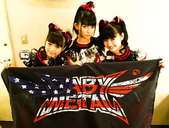 BABYMETAL plays first ever US show, bootleg videos leave us wowed