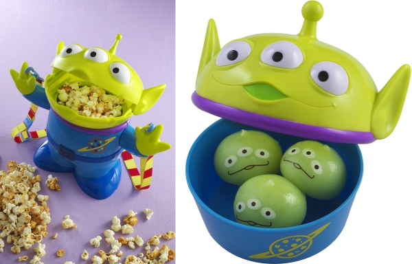 Toy Story's Little Green Men arrive at Tokyo Disneyland in edible form, plus other new sweets