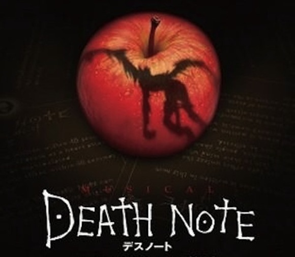 Dark manga meets music — It's Death Note the Musical!