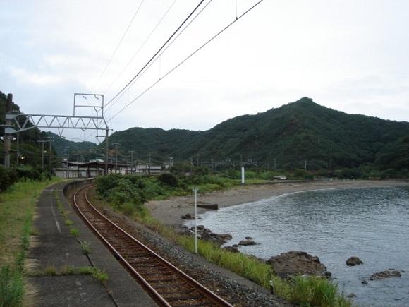 湯川駅 (2)