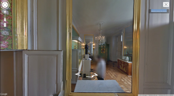 Google's Street View cameras are taking spooky selfies in museums around the world10