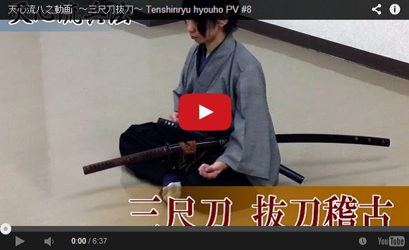 Is that a giant sword in your pocket or are you just happy to see me?【Video】