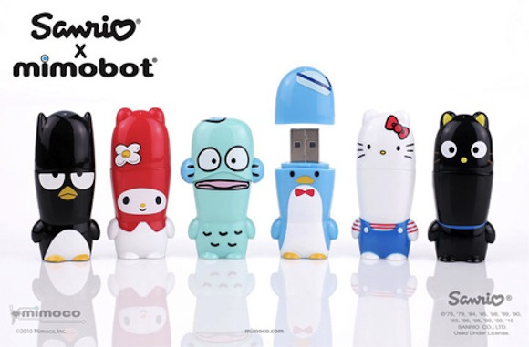 Hello Kitty IT gadgets now capturing hearts of Japanese netizens, and we can definitely see why!