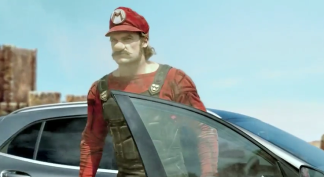 Nintendo power: Mercedes-Benz Japan sees influx of customers following Super Mario commercial