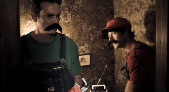 Live-action Mario webisodes take the Mushroom Kingdom by Bob-ombs【Video】