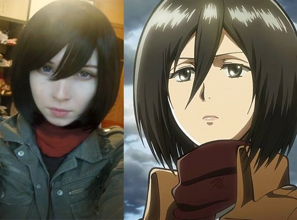 Is Attack on Titan a documentary? Mikasa spotted in Russia!