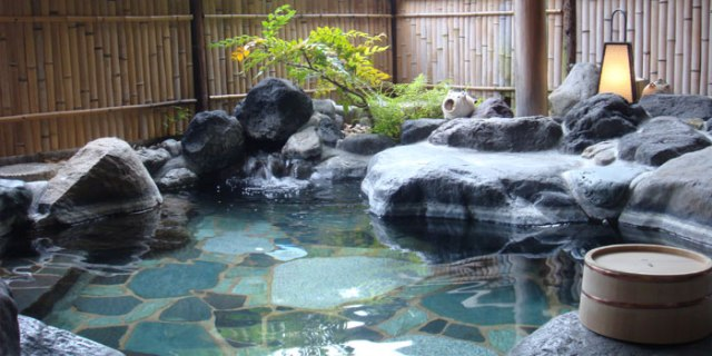 New onsen facility in the heart of Tokyo's business district to be ready for Olympics