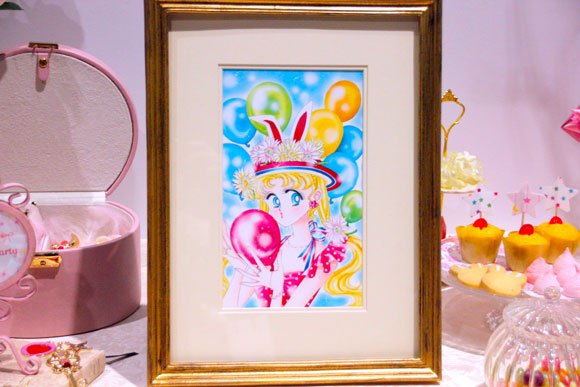 We attend Sailor Moon's birthday bash — and watch a preview of Sailor Moon Crystal!