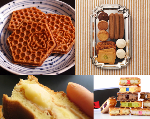The top 10 sweet souvenirs in Tokyo