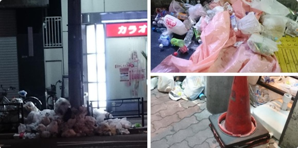 Sumida River Fireworks Festival aftermath: Not everyone in Japan has perfect manners after all