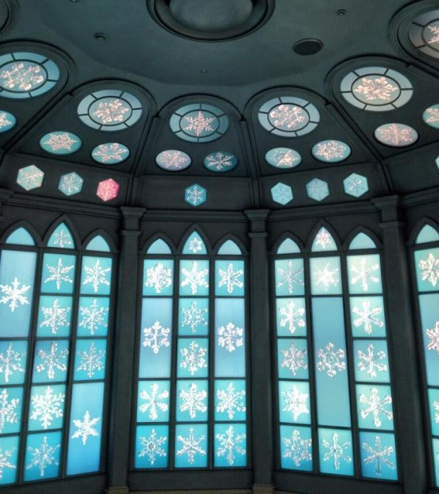 Visit Elsa's Frozen world at the Snow Crystal Museum in Hokkaido