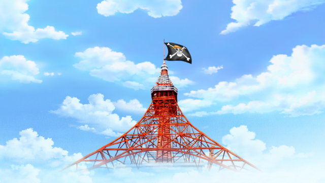World's first One Piece theme park teased for 2015