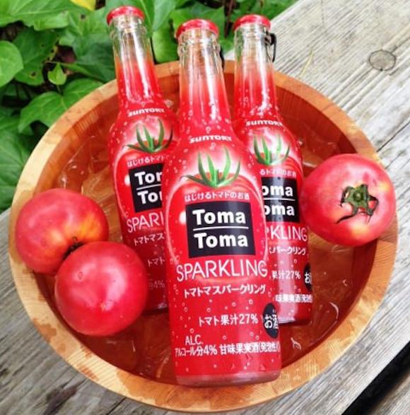 Tomato sake