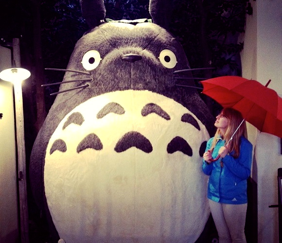 Life-size Totoro FOUND! Live out your Ghibli fantasies in Tochigi Prefecture
