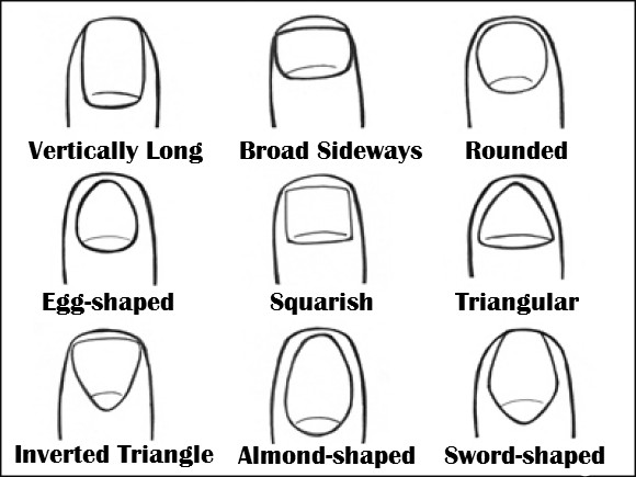 Nailed it! The shape of your nails may reveal the type of person you are!