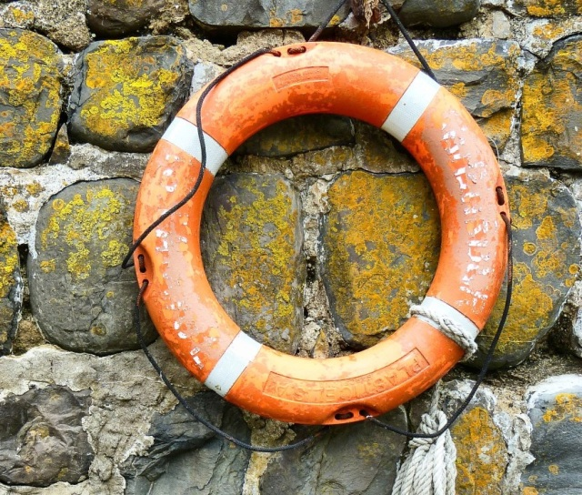 Japanese man goes missing at sea for 20 hours, then gets rescued by a lucky lifebelt
