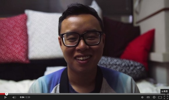 Singaporean guy looking for a girlfriend pins his hopes on YouTube, dances to thank viewers