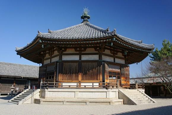 8 Horyu-ji