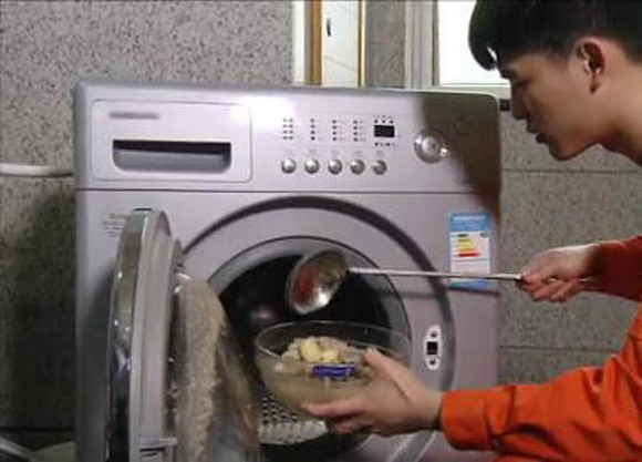 Put your washing machine to better use – cook Chinese soup with it!【Video】