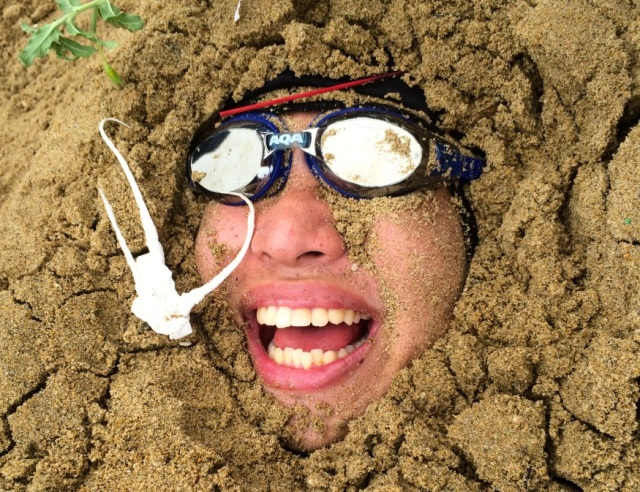 Wacky Japanese beach culture: A ton of fun in the sun!
