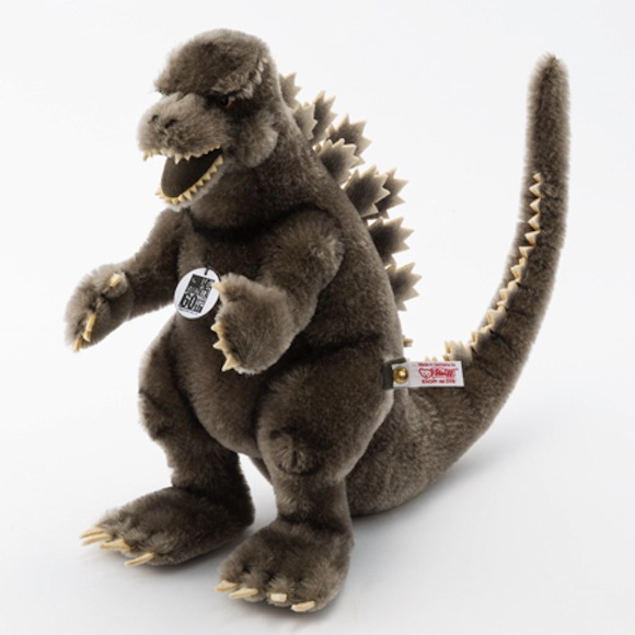 Godzilla turns fuzzy for his 60th birthday with adorable results, we stop by to say hi