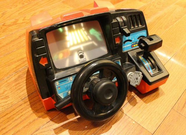 These kids' driving simulator toys still work decades later! …kind of