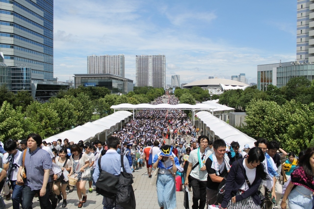 An inside look at Comiket 86, the world's largest dōjinshi manga fair!【Photos】