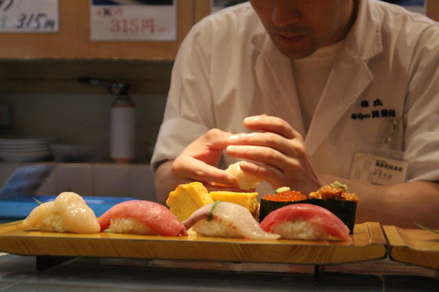 We ask an Itamae how to order sushi like a pro