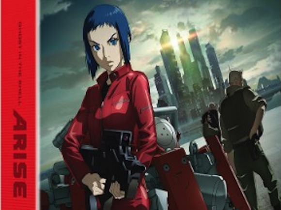 Ghost in the Shell Arise #1-2's English dub cast announced