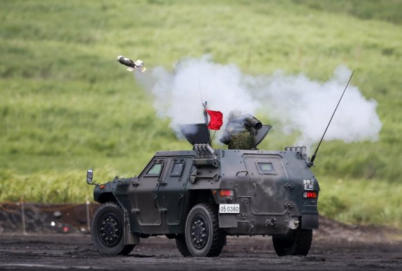 Japan just held a first-of-its-kind live fire exercise on Mount Fuji【Photos】7