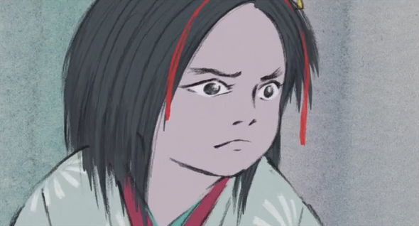 Ghibli's The Tale of Princess Kaguya gets a North American release date and new trailer 【Video】