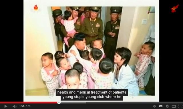 Scandal in North Korea after Kim Jong-un makes mildly self-deprecating remark