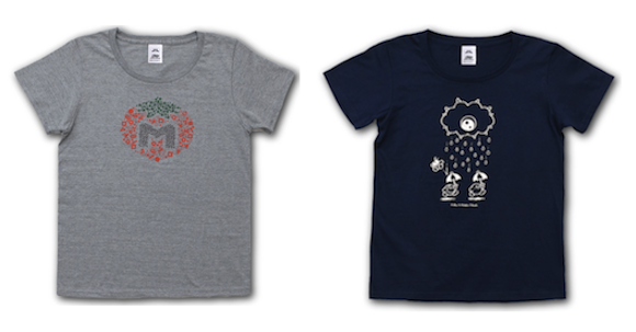 Limited edition Kirby t-shirts on sale at this year's Tokyo Game Show