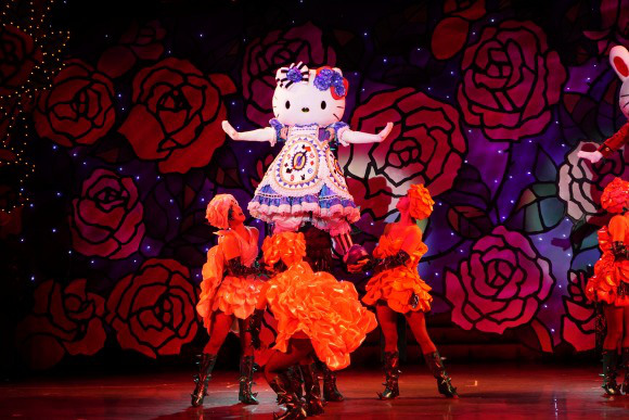 Hello Kitty takes to the stage for the Sanrio musical【Photos】