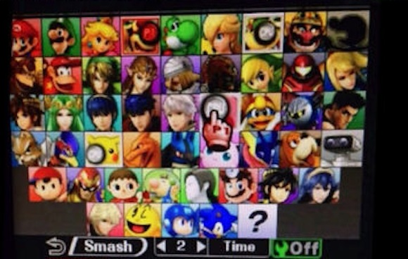 Rumour: Super Smash Bros. character list leaked? 【Update: Pretty much confirmed】