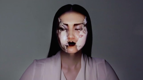 Amazing real-time projection mapping technology blurs line between fantasy and reality 【Video】