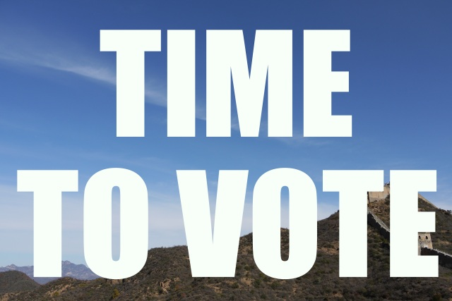 Pic of the Week: Hey you, it's time to vote! 【Update: Poll now closed】