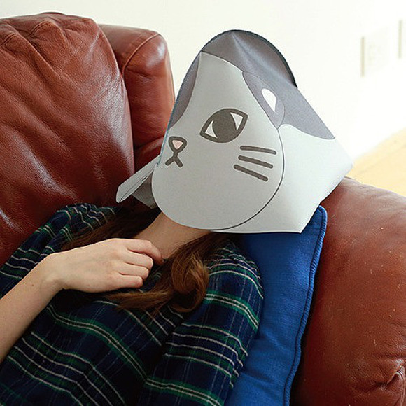New privacy hoods take cat naps to a whole new level