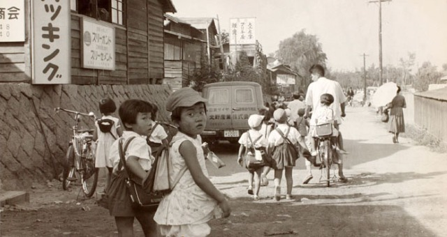 Hiroshima, 1958: Everyday life captured on camera 【Photos】