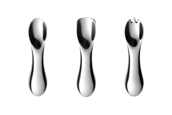 This ice cream spoon uses your body heat to get the perfect scoop, costs more than most desserts
