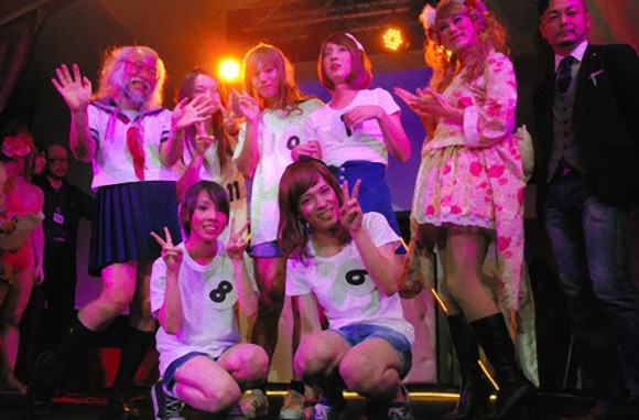 """Monthly """"Propaganda"""" event in Tokyo is a paradise for the trans and crossdressing communities"""