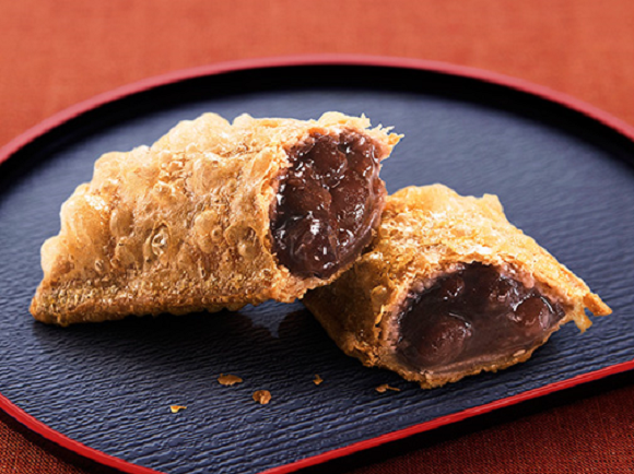Tired of apple? McDonald's Japan now has anko sweet red bean pies