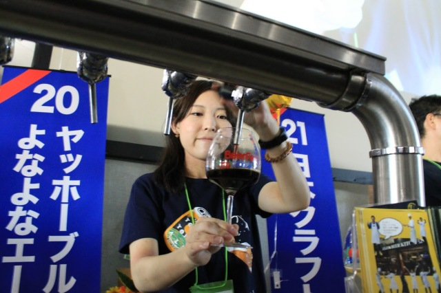 Yokohama Beer Fes 2014 serves up Japanese craft beer from around the country【Photos】